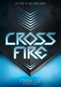 Book cover - Cross Fire