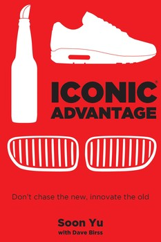 Book cover - Iconic Advantage