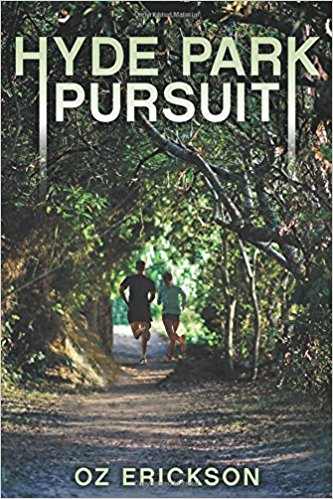 Book cover - Hyde Park Pursuit