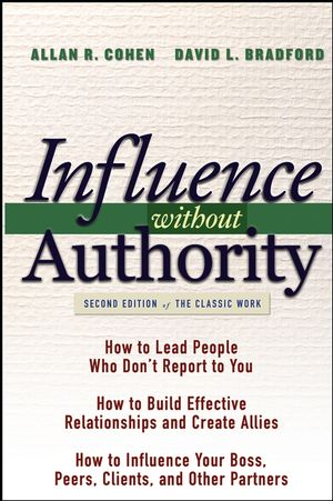 Influence Without Authority 2nd Edition Stanford