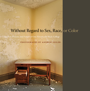 book cover - Without Regard to Sex, Race, or Color