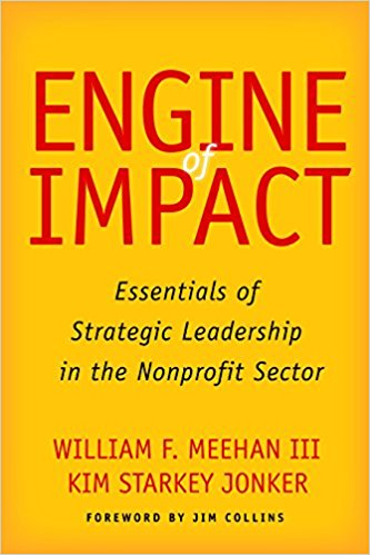 Book cover for Engine of Impact