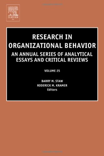 understanding issues in organizational behavior essay