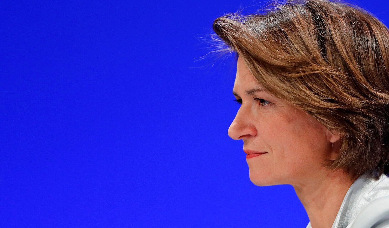 Isabelle Kocher, new Chief Exective Officer of French gas and power group Engie. | Reuters/Benoit Tessier