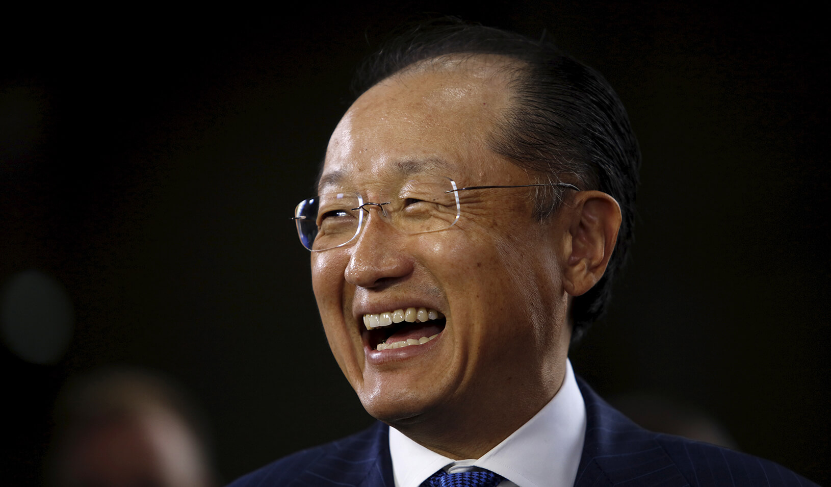 World Bank President Jim Yong Kim says focusing on health care will help improve the lives of the world's poorest. | Reuters/Guadalupe Pardo