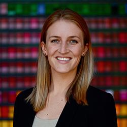 Kate Wharton, IDIF Awardee