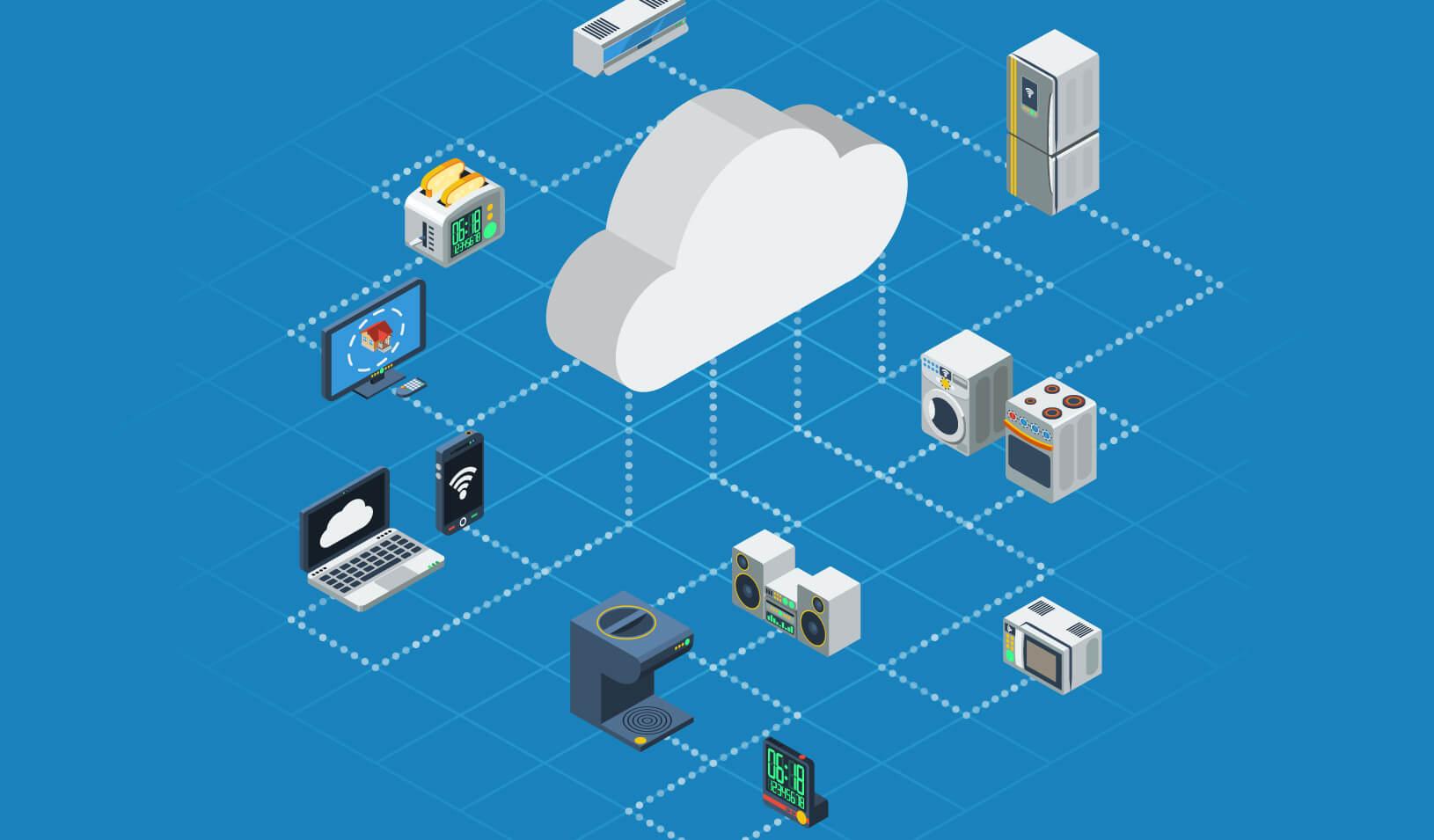 Internet of Things. | iStock/macrovector