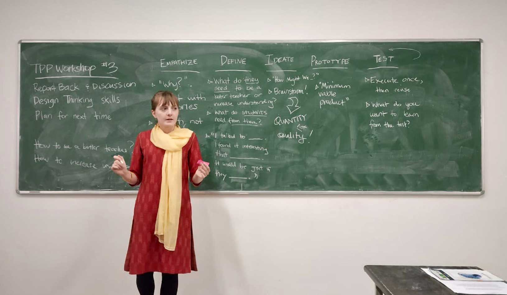 Online Phd Programs >> Innovating Higher Ed: A Stanford Intern Tests a New Way of Teaching in India | Stanford Graduate ...