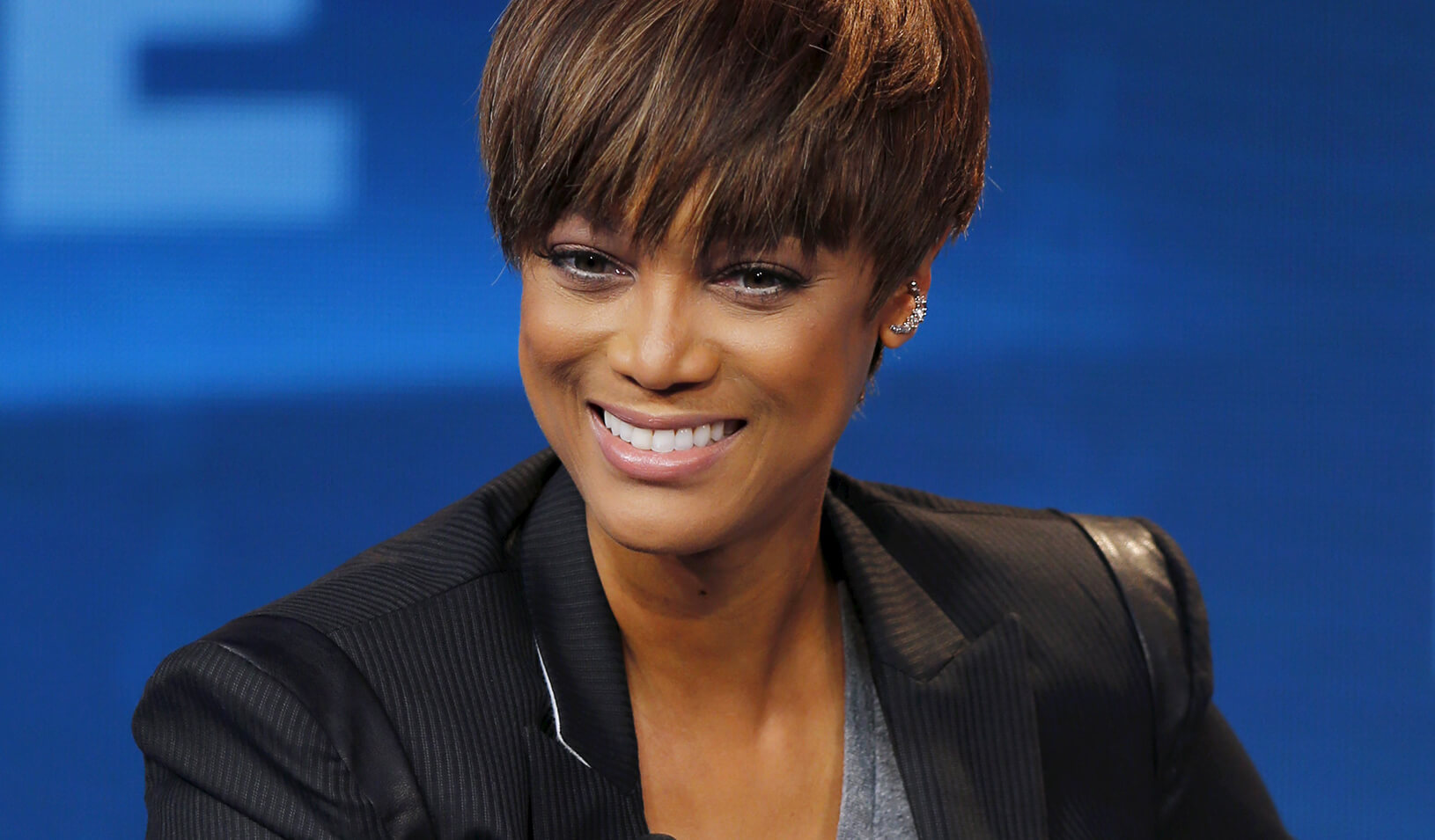Tyra Banks, CEO of Tyra Banks Co. and founder of Fierce Capital | Reuters/Mike Blake