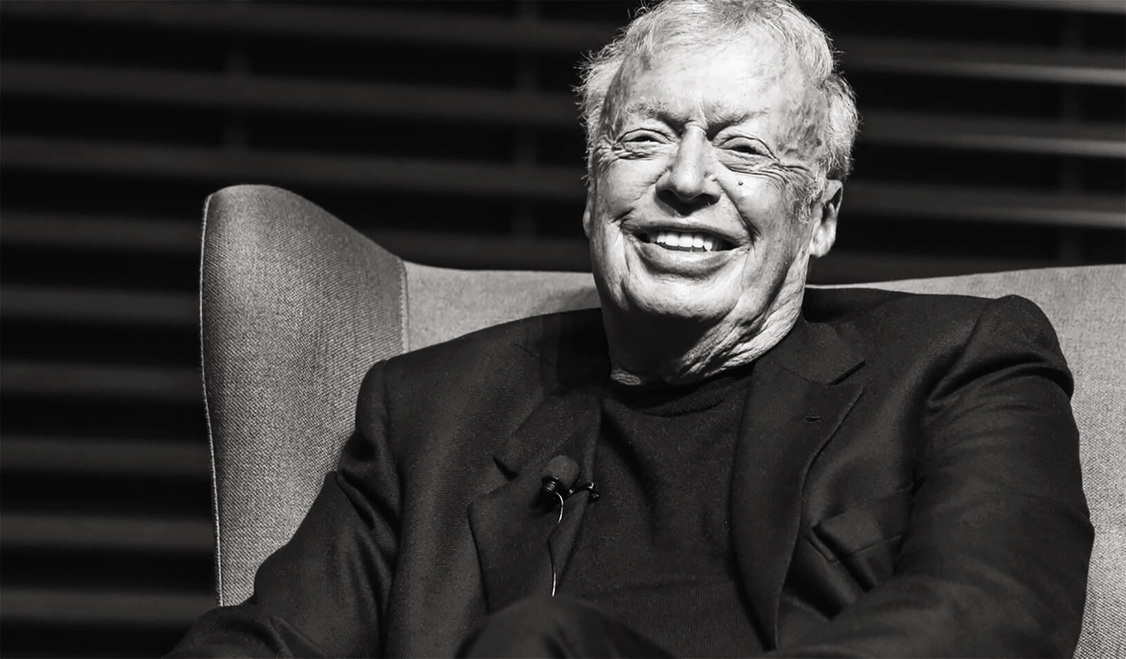 Phil Knight, '62: Never Give Up