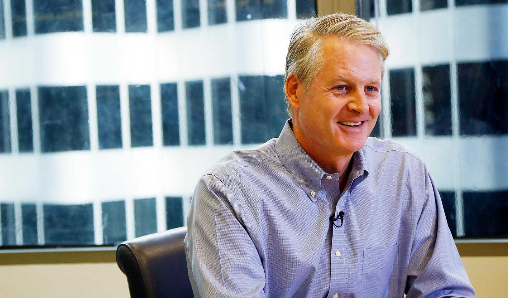 John Donahoe | Reuters/Stephen Lam