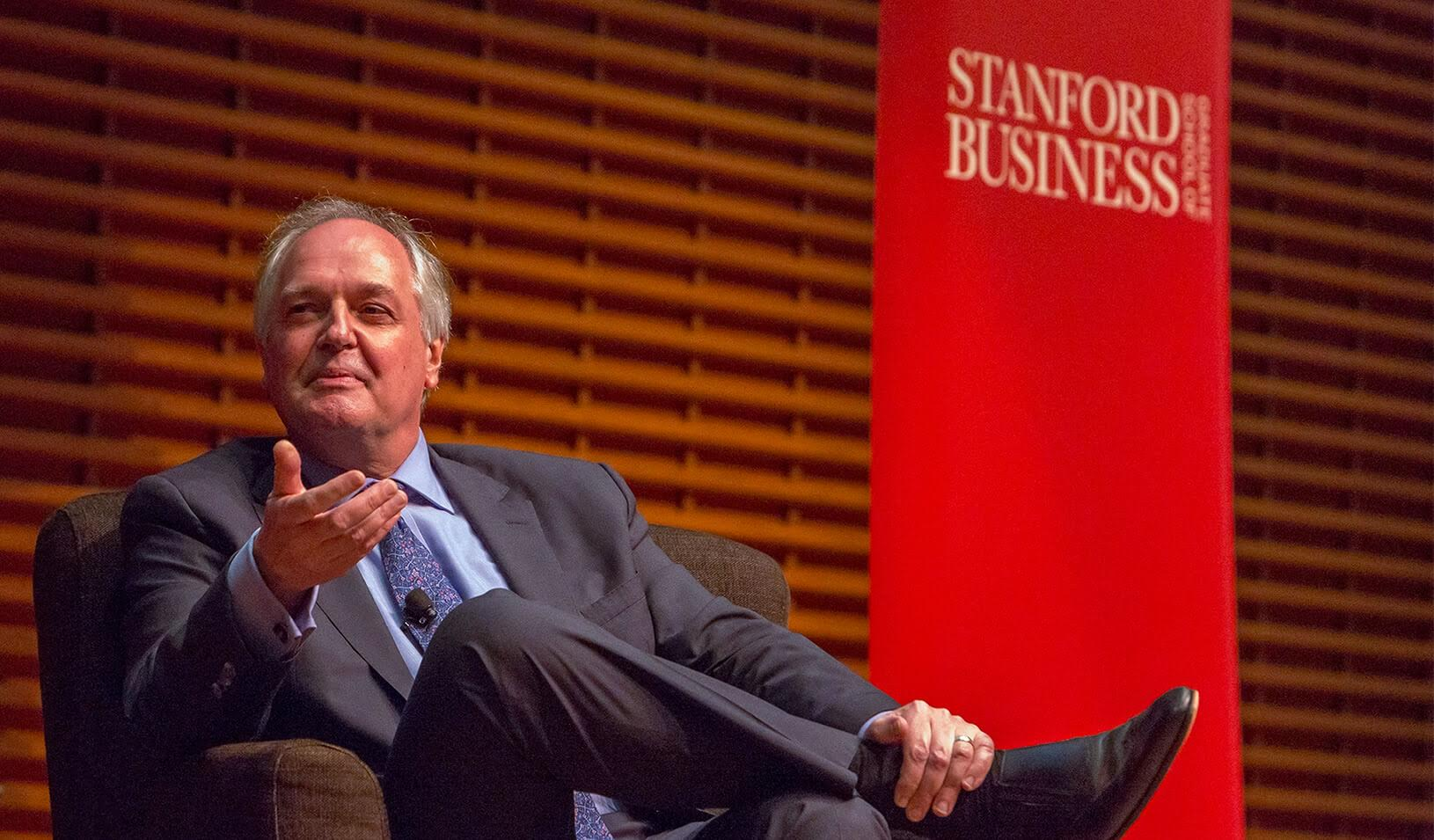 Unilever CEO Paul Polman | Stacy Geiken