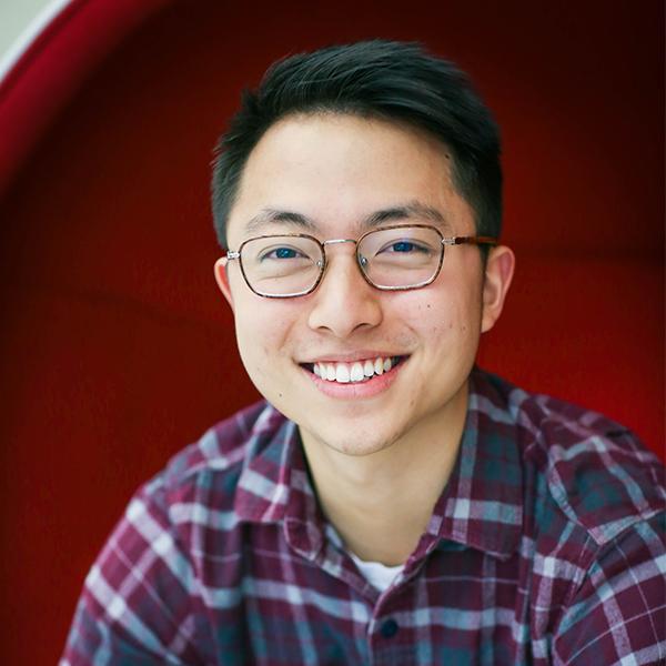 2019 IDIF Awardee Eric Liu