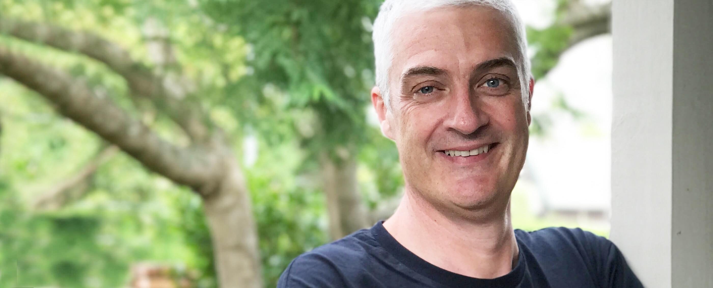 David Downs, SEP '15. Credit: Courtesy of David Downs