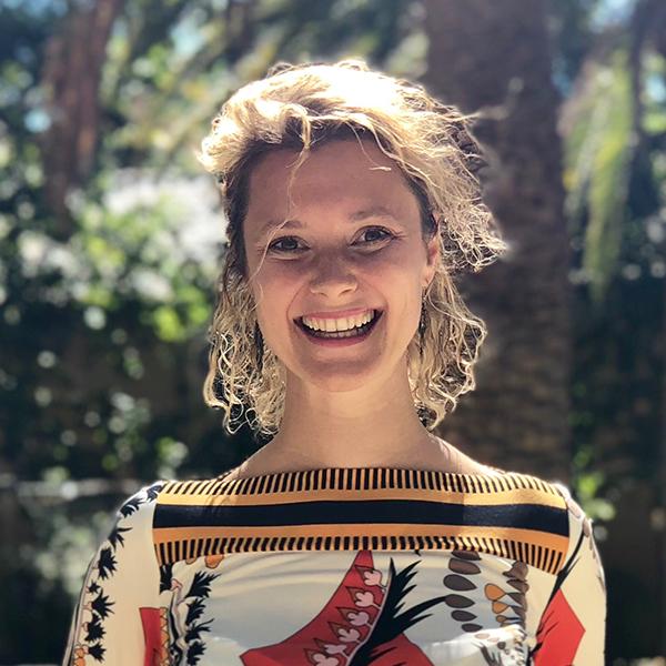2019 IDIF Awardee Marta Milkowska