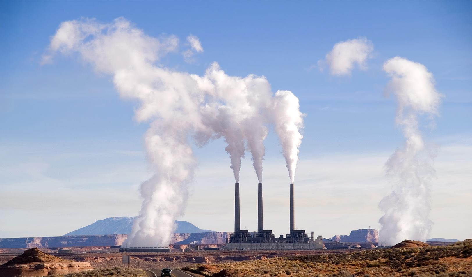 Power plant | Ralf Broskvar