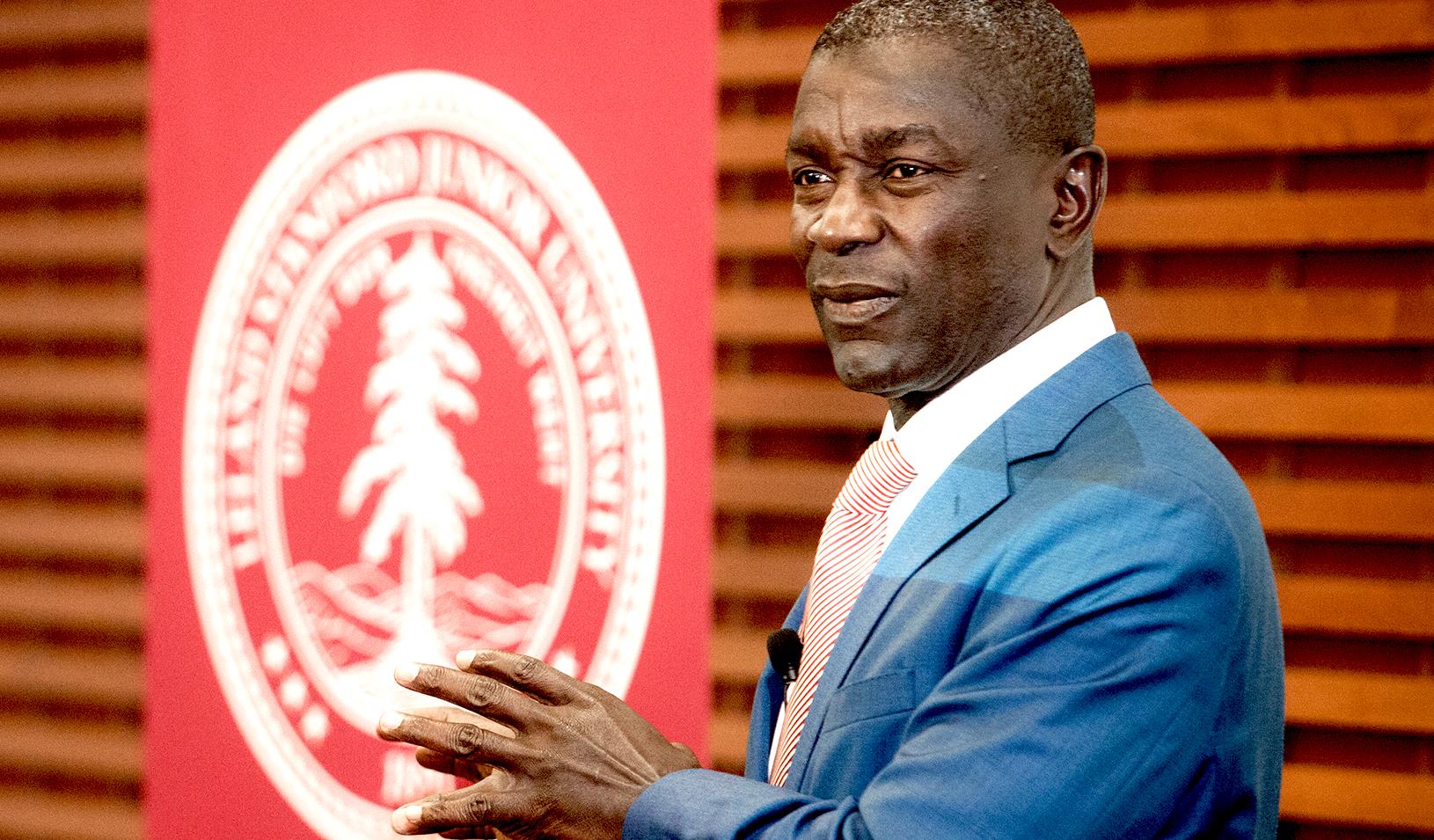 Prince Kofi Amoabeng, CEO of UT Bank Ghana | Saul Bromberger