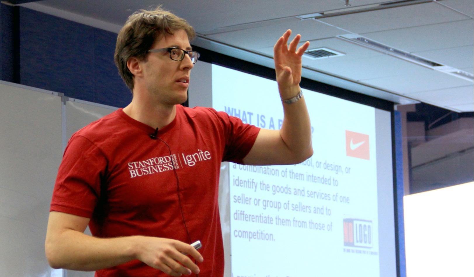 Stanford Ignite Professor Jonathan Levav