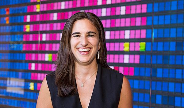 Jenna Nicholas, MBA '17, founded Impact Experience.