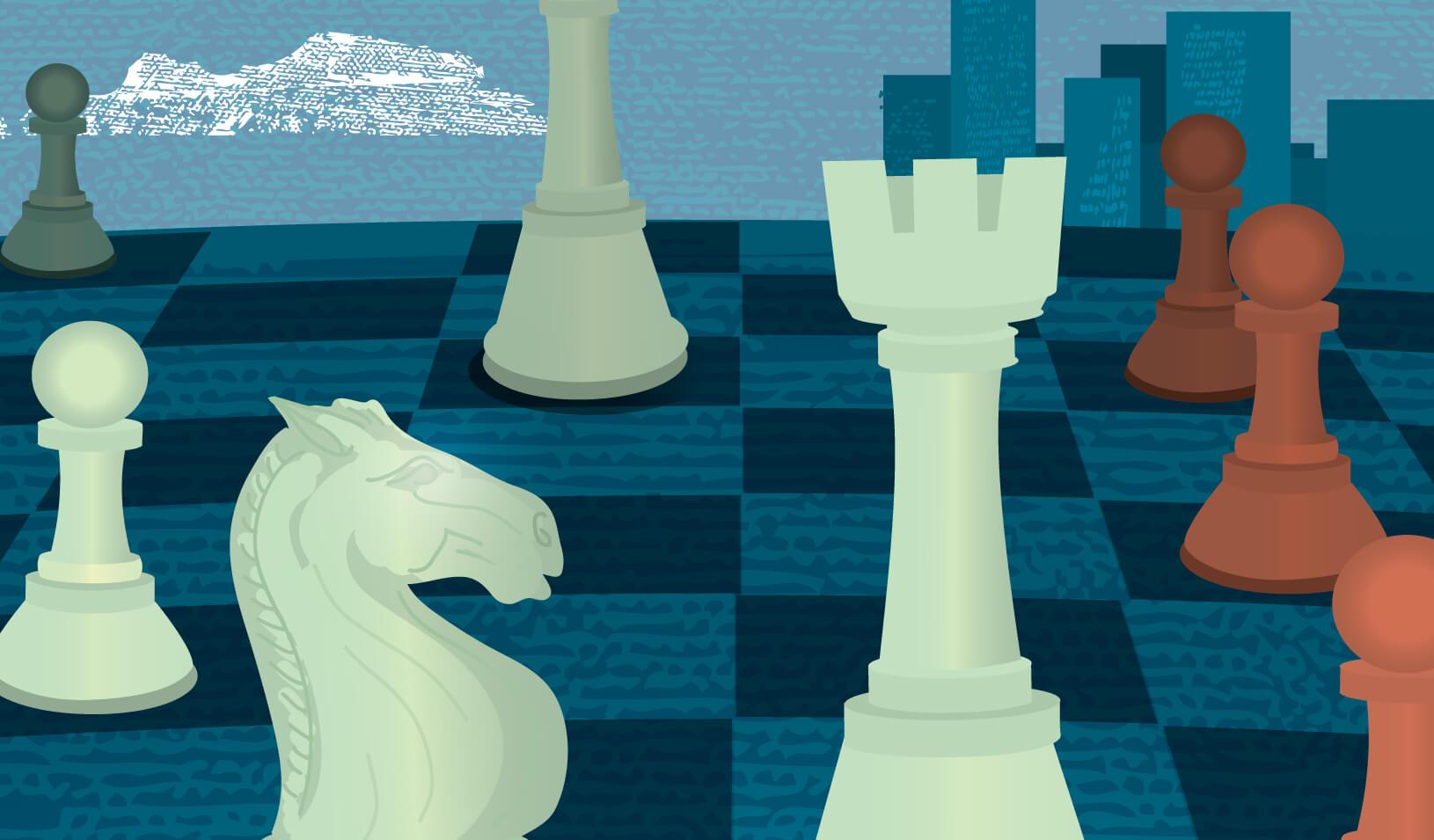 Chess board  | iStock/JDawnink