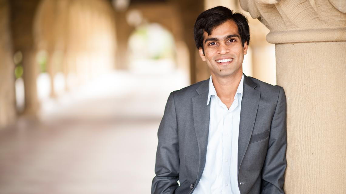 Puneet Kumar, MBA '14