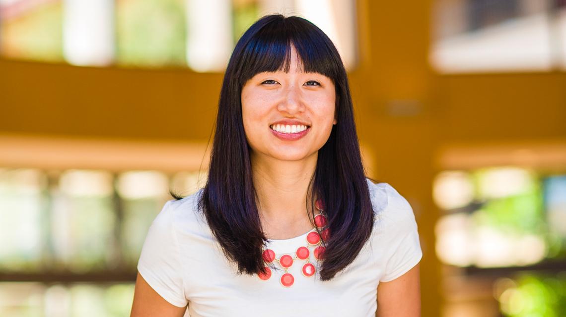 Stephanie Peng, MBA '14