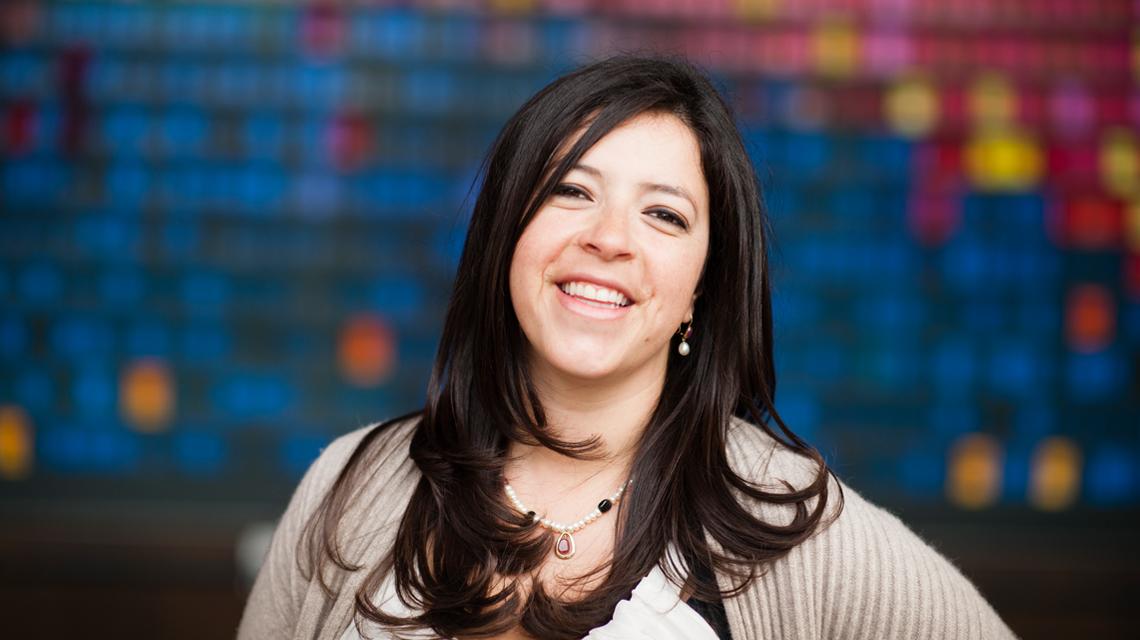 Maria Puron, MBA '14