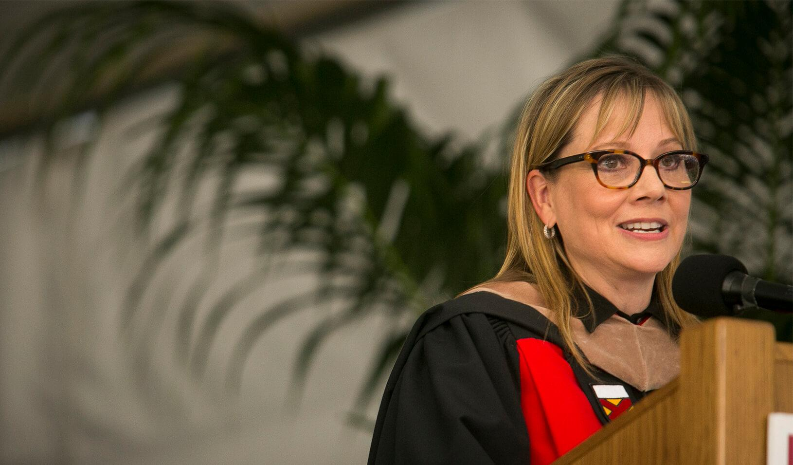 Mary Barra: What Every B-School Graduate Should Know ...