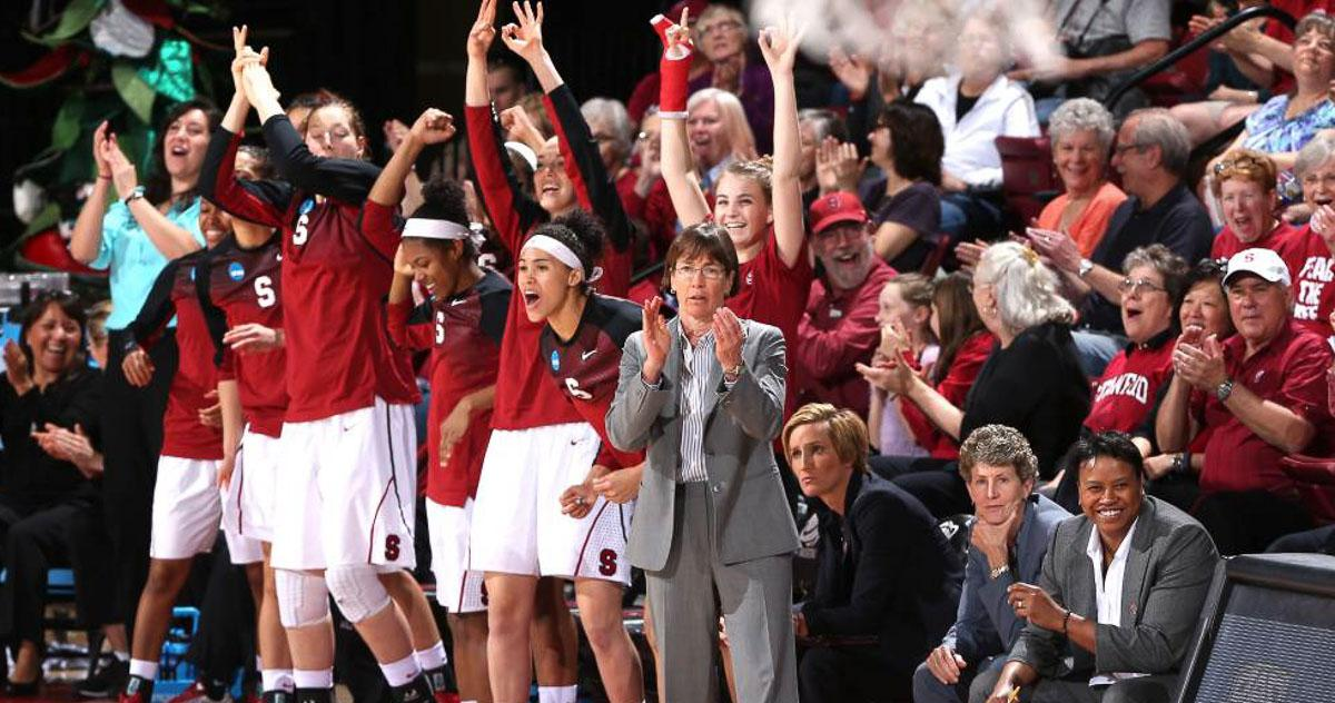 Stanford's Womens Basketball team