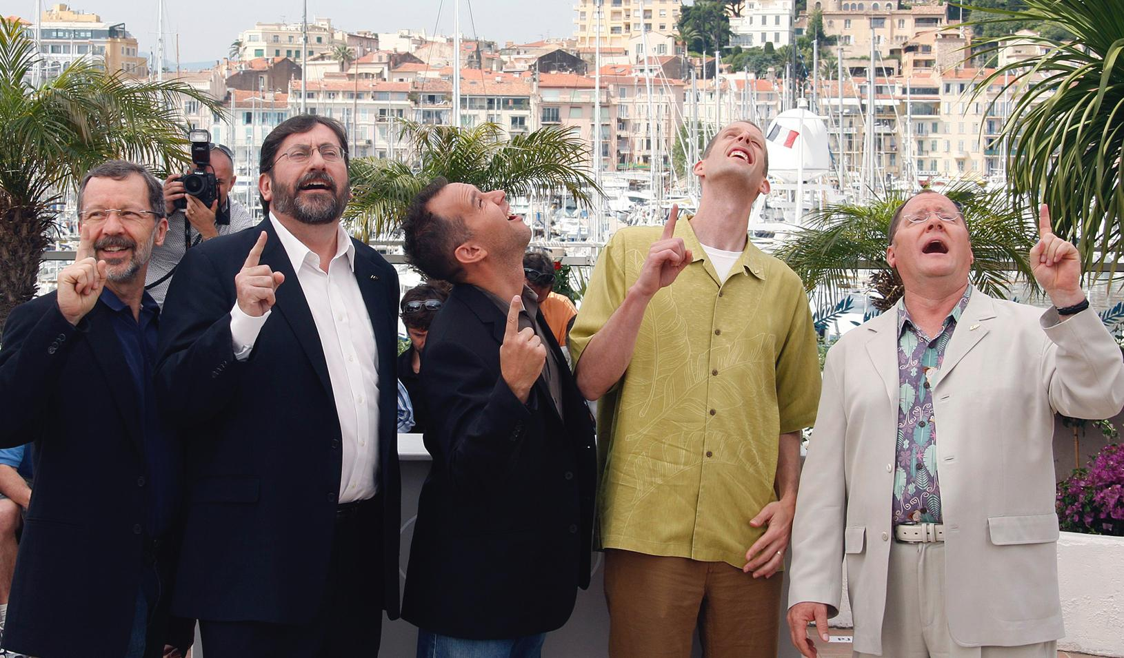 Ed Catmull and colleagues