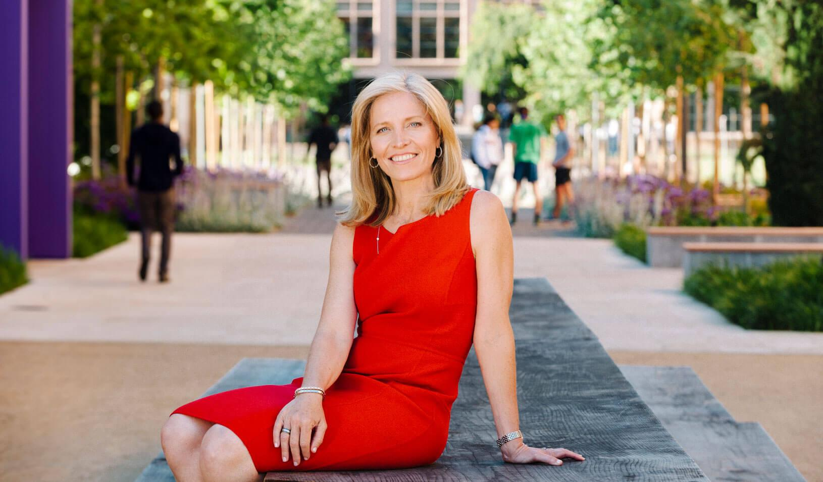 Meet Stanford GSB's New Admissions Director | Stanford Graduate