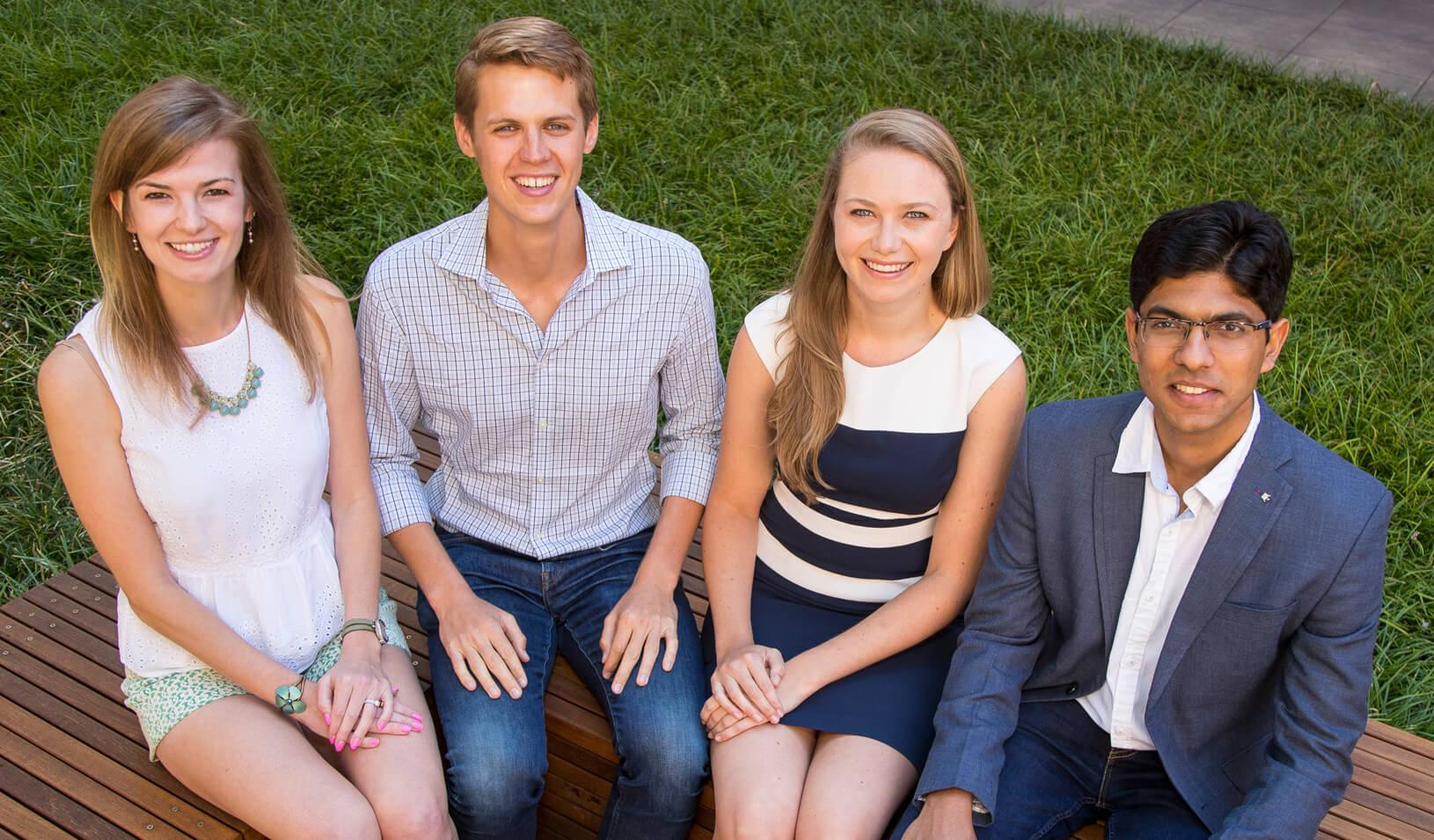 Five MBA Students Named 2018 Siebel Scholars | Stanford
