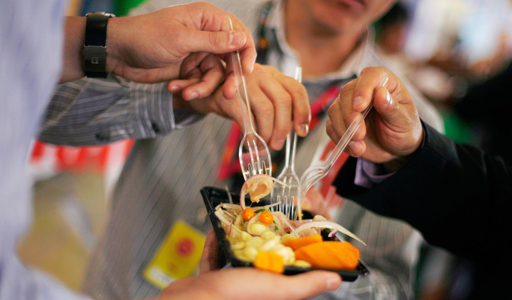 researchers does breaking bread help make a negotiation a