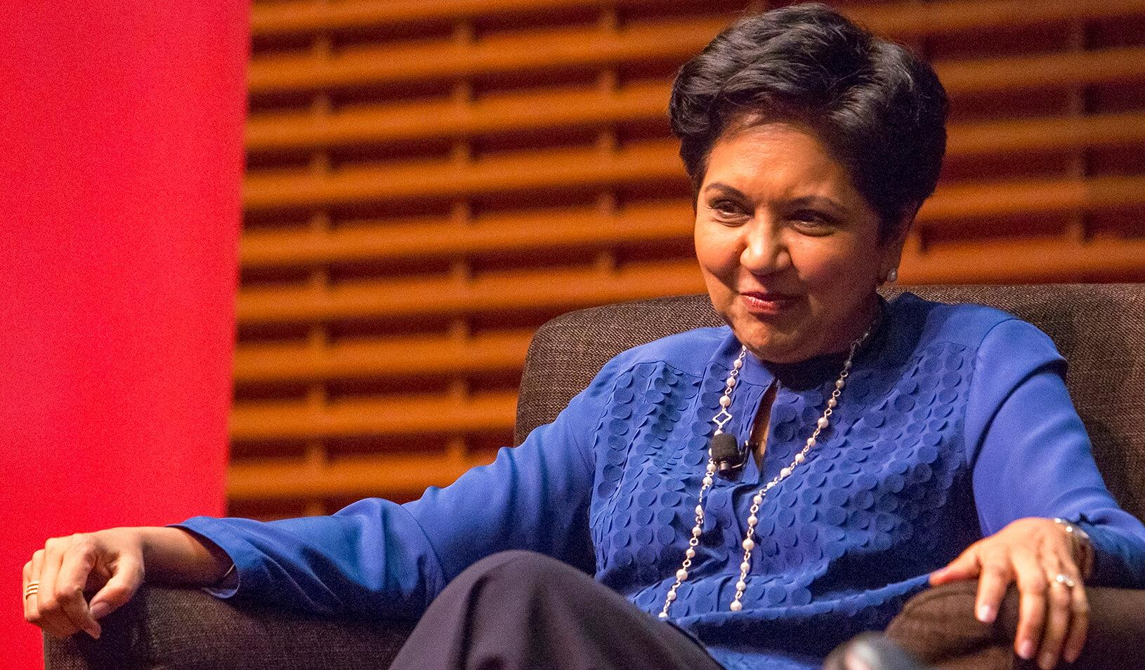 style of leadership in pepsi as a company 9 indra nooyi quotes on leadership, diversity, and business that will make you a better investor as one of the few non-american-born female professionals running a fortune 500 company, pepsico ceo indra nooyi offers a unique perspective on a wide range of issues that matter to investors.
