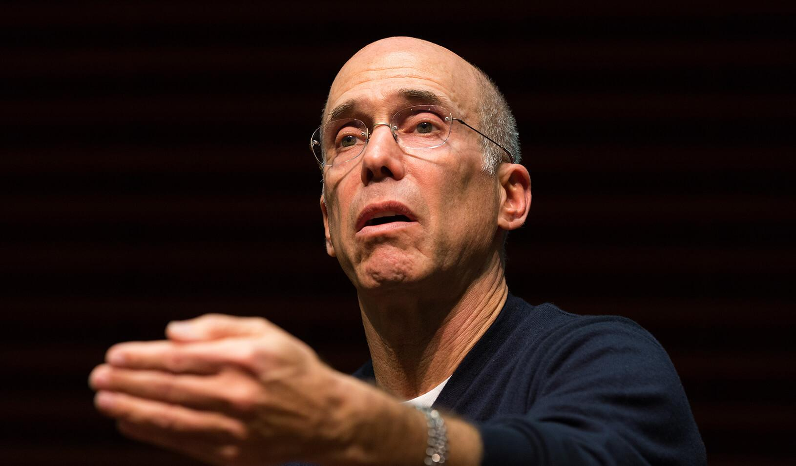 Jeffrey Katzenberg | Photo by Kiefer Hickman