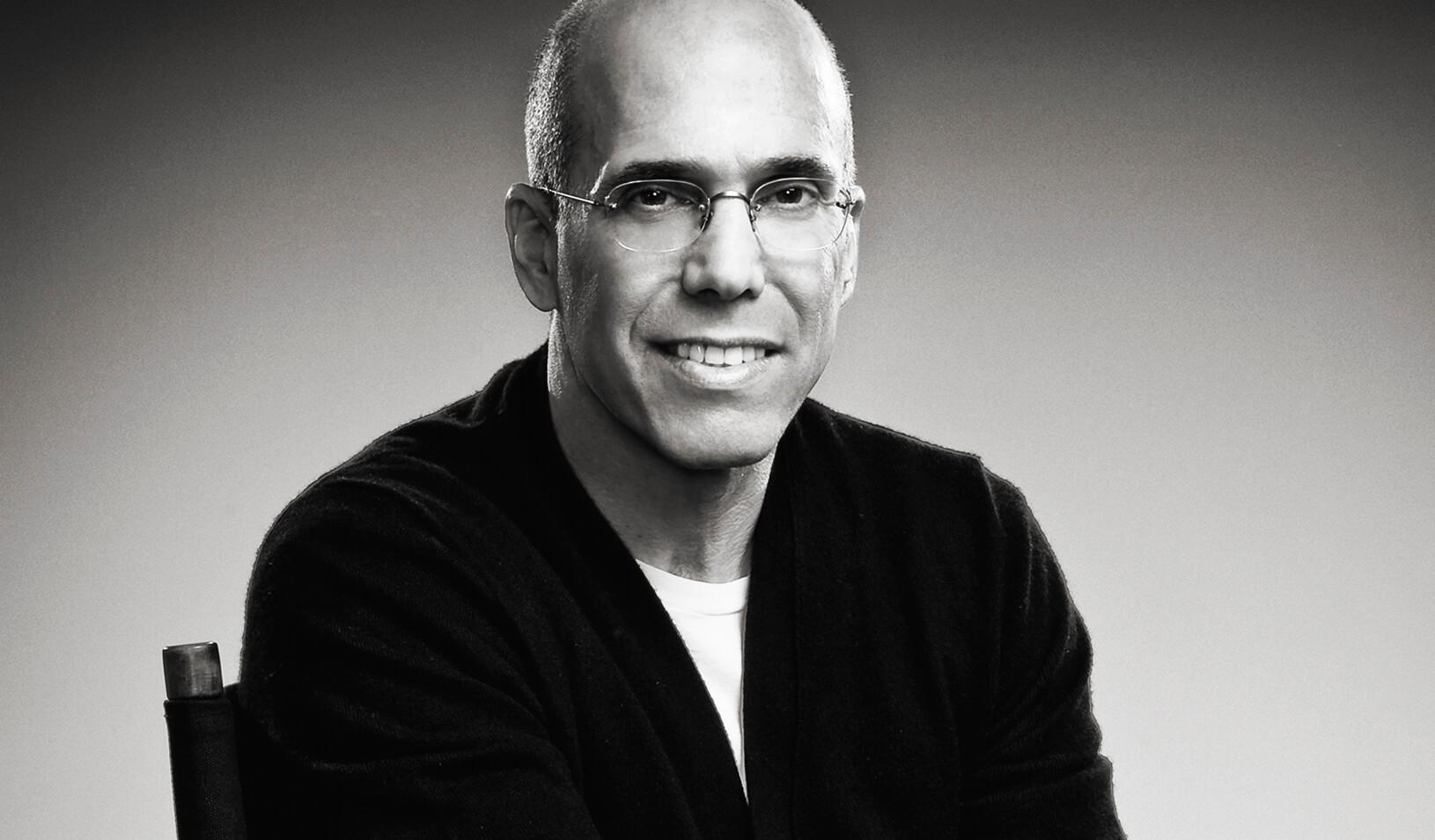 Jeffrey Katzenberg. Credit: Courtesy of Jeffrey Katzenberg