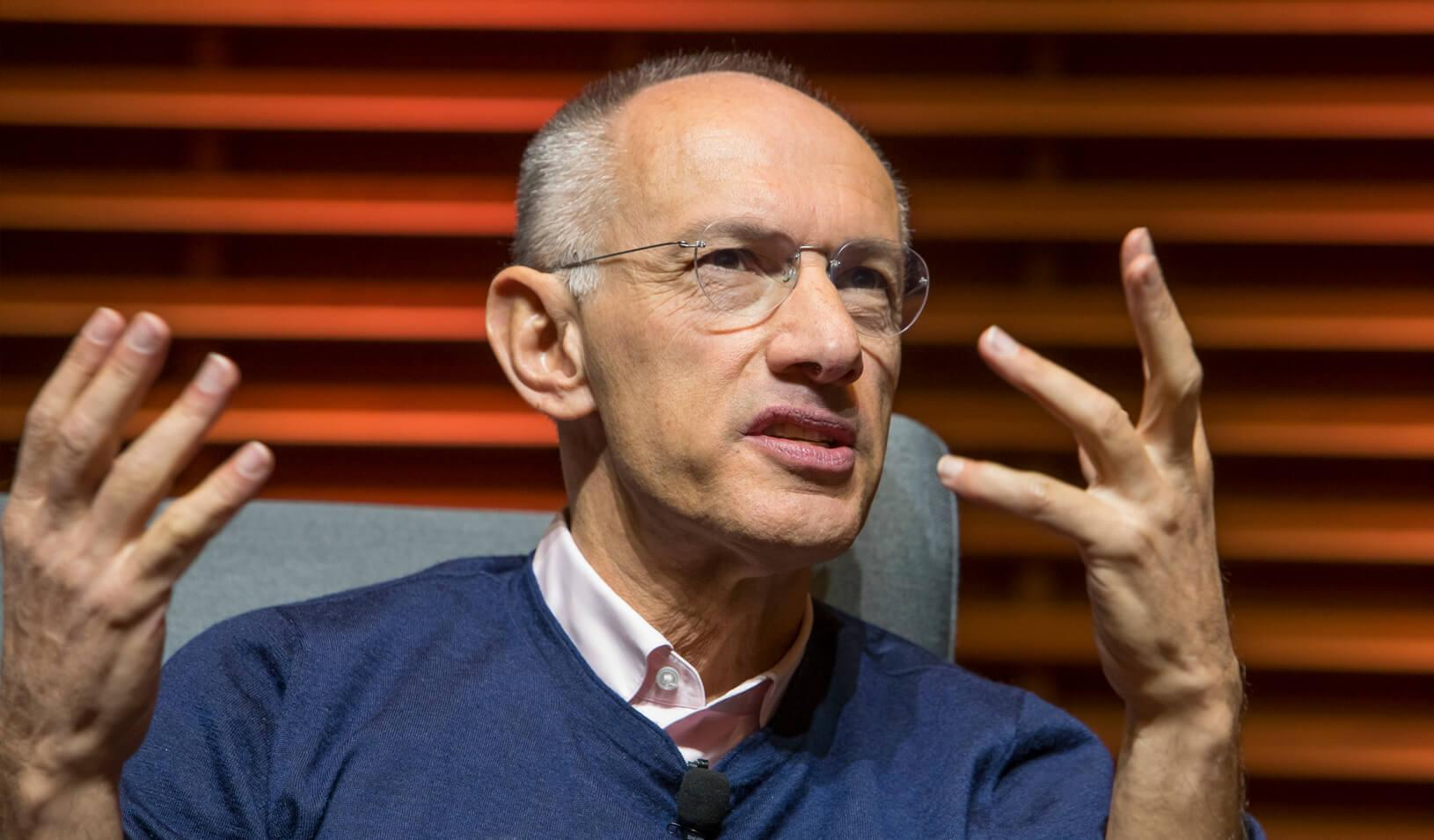 """Sequoia's Michael Moritz: Look out for """"the Unexpected"""""""