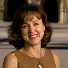 Susan Ford Dorsey established a faculty fund to support work in social innovation.