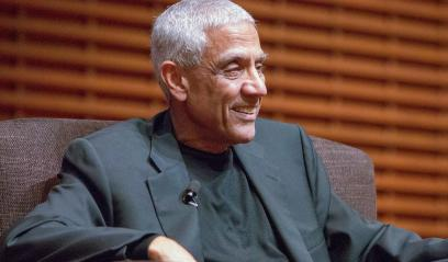 Vinod Khosla at his View From The Top lecture