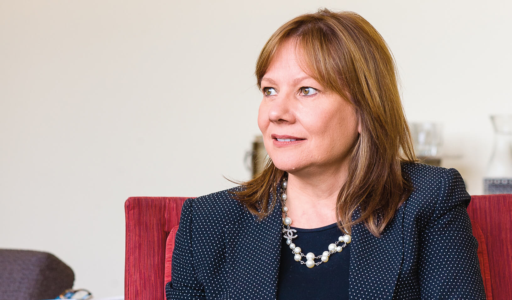 Mary Barra | ToniBird Photography