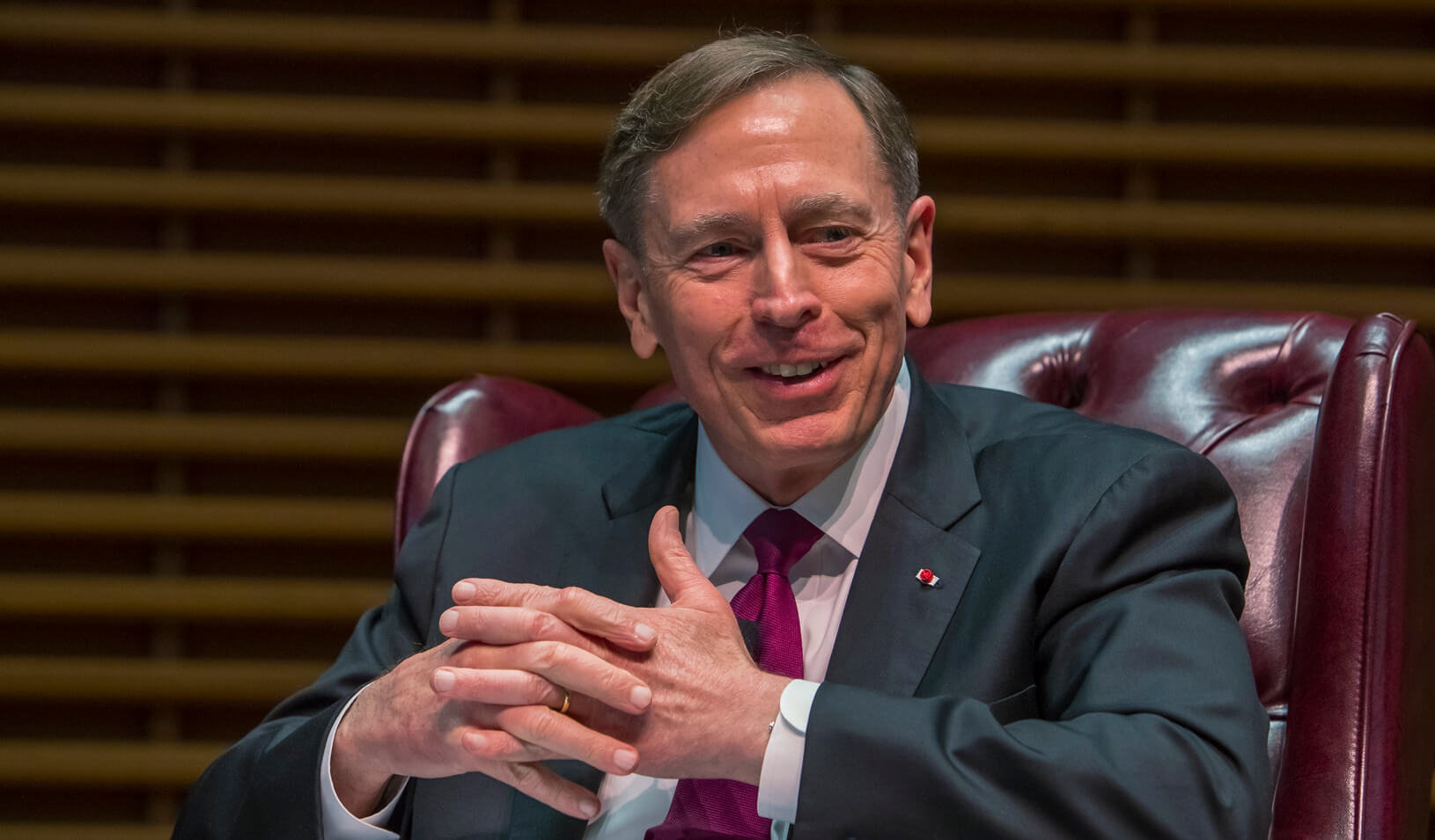 General David Petraeus | Photo by Stacey Geiken