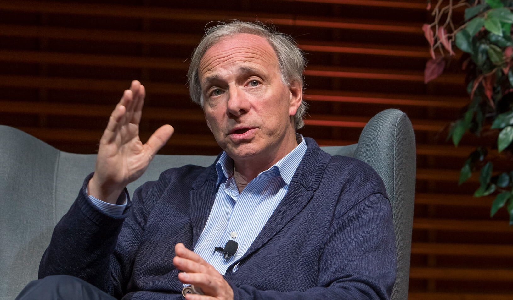 Bridgewater Investments Founder Ray Dalio: Invest in Idea Meritocracy